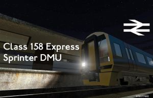Garry's Mod Class 158 Express Sprinter by traindriver22