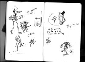 Sketches 3 by JGQuintel