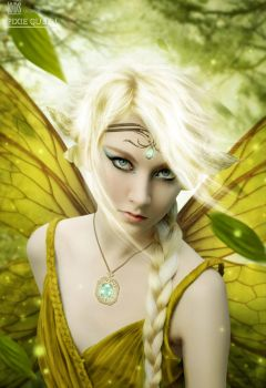 Pixie Queen by ODSDesign
