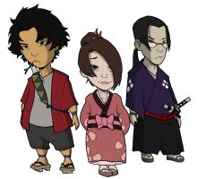 Chubby Champloo by The-G