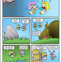 Pixie Pals - 005 - ENG by megawackymax
