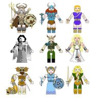 Norse Mythology Minimates by Chazwinski