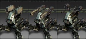 HAF-Weapon Variation by FrostKnight-IcE
