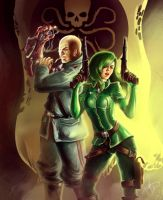 Hail Hydra by RossoWinch