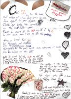 here's your letter by SolitaryChild