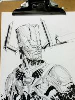 Galactus at LBCHC by zeustoves