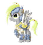 The Derp Eyed Warrior by TheCheeseburger