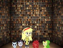 Episode 23 : LiBrary of Doom by STITCH62633