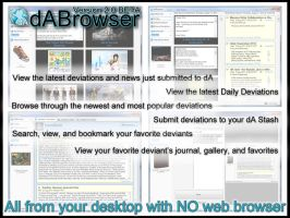 dABrowser by Bandlero