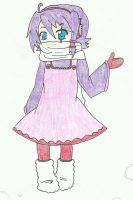 Yuki Onsei my new UTAU by Carmella159