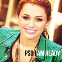 PSD I am ready by AmazingObsession