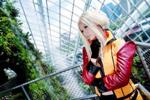 Final Fantasy VIII - Quistis Trepe by Xeno-Photography