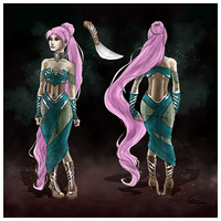 Contest | Aurora Dress Design by cevier