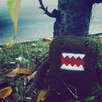 Domo Crosses The Street by MarcheTheChaosAngel