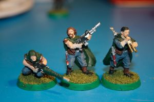 Hero's of Tanith: First Batch by Burkle
