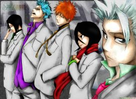 - Bleach Guys - by Amaterasu-kun