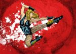 Black Canary Pin up by drdre74