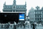 Brussels Jazz in Blues by SaturnsRevolution