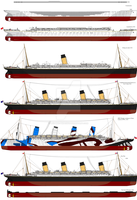 The Life of RMS Olympic by Crystal-Eclair