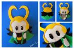 Loki doll by I-Am-Bleu