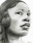 Drawing of Venus Williams 2 by ArtmasterRich