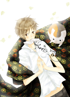 Natsume Yuujinchou: For Quin by chikappi