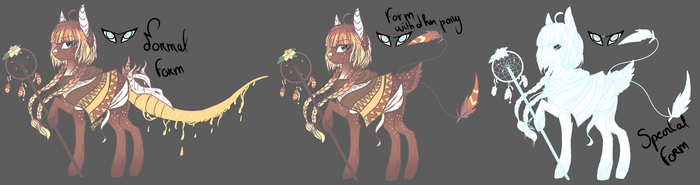 [CLOSED SPECIE] AERIS [CLOSED ADOPT] by Vhilinyar