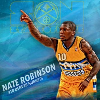 Nate Robinson Swap by jlgraffix