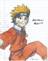 awesome Uzumaki Naruto by DemonSnake