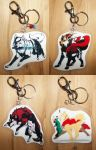.: My Keychain, Examples2:. by Mayasacha