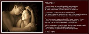 Soulmates by VisualPoetress
