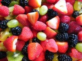fruit salad by shrapnel420