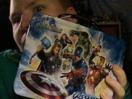 GOT AN AVENGERS LUNCHBOX by ExtremlySelfishChild