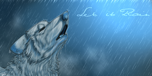 Let it Rain by Samoki
