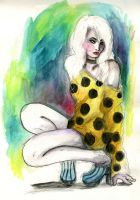 Dots and stripes by psychotic-cheshire