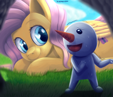 Plue? by Diverse-Zoo
