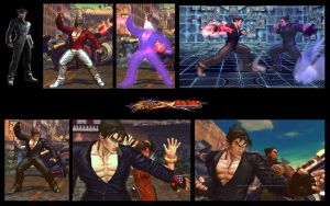SF X TEKKEN Jin from Blood Vengeance inspiration by monkeygigabuster