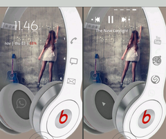 Beats and HTC Sensation XL by niteowl360