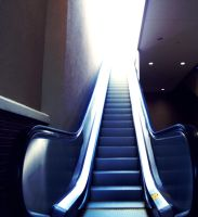 Escalator to Heaven by Geistson