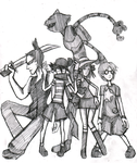 The World Ends With Giegue by matilda-caboose