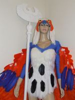 Sorceress Costume revised 14 by Deltara