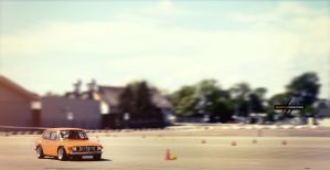 Saab 99 Autocross by B3ARStyLE
