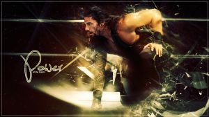 Roman Reigns - Power Of The Punch by Sexton666