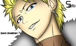Fairy Tail | Sting Eucliffe by Evilash-Zutara-17
