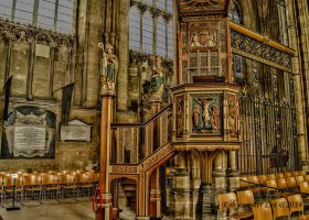 Pulpit by forgottenson1