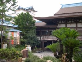 EPCOT Japan 15 by AreteStock