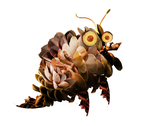 Pine Cone Beast by Patrick-94