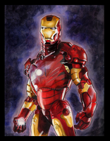 -ironman- by EatToast