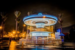 Kemah Boardwalk, Texas by LineyQHernandez