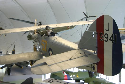 hawker hart day bomber by Sceptre63